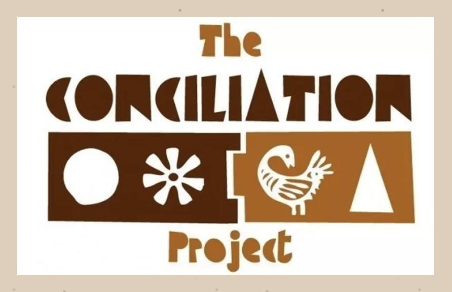the conciliation project logo