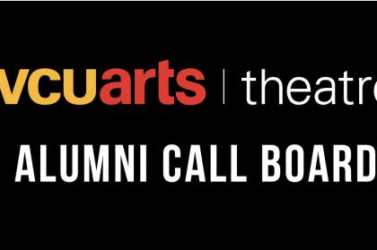 graphic reading alum call board