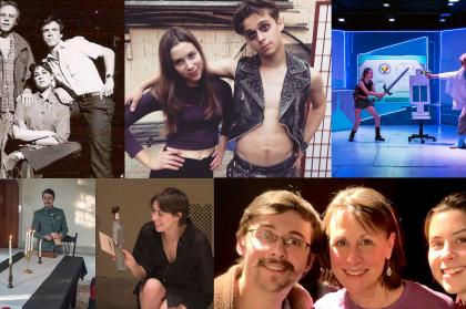 collage of piros photos