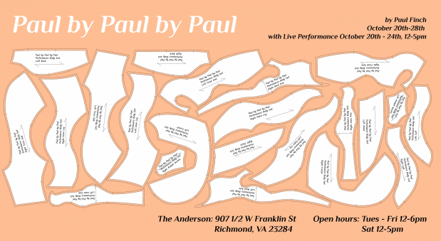 paul by paul by paul exhibition